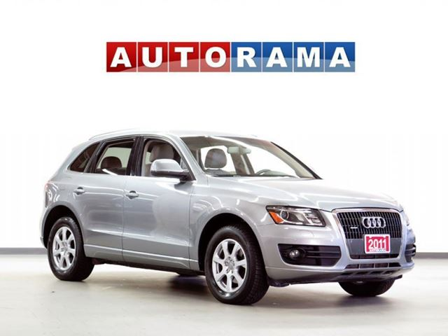 2011 Audi Q5 LEATHER 4WD in North York, Ontario