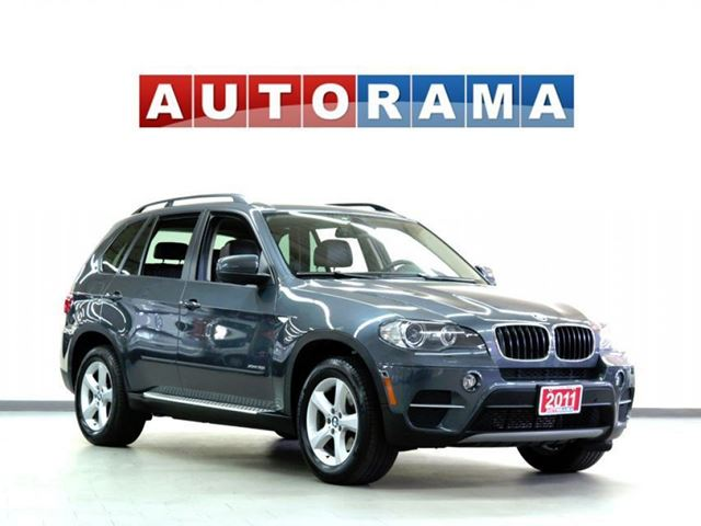 2011 BMW X5 TECH PKG NAVIGATION LEATHER PANORAMIC SUNROOF 4 in North York, Ontario