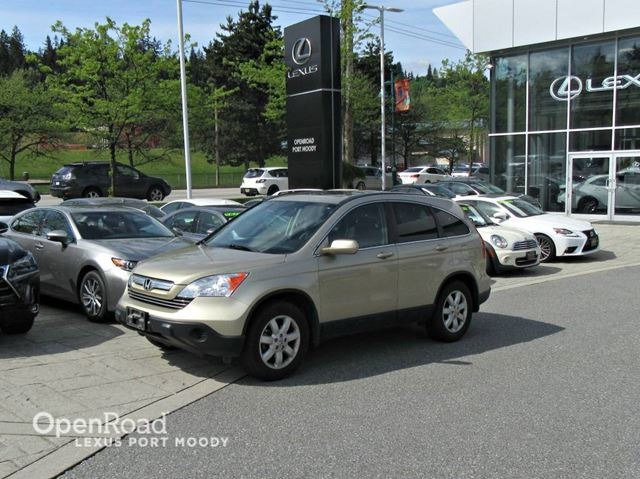 2007 Honda CR-V EX-L - Leather - Sunroof- Heated Front Seats in Port Moody, British Columbia