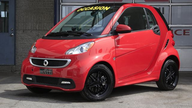 2015 SMART FORTWO Passion in Montreal, Quebec