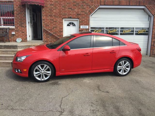 2012 CHEVROLET Cruze LT Turbo+ w/1SB RS in Bowmanville, Ontario