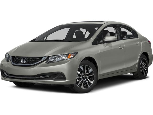 2015 Honda Civic EX Back Up Camera, Heated Seats and more! in Waterloo, Ontario