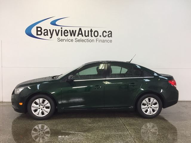 2014 CHEVROLET CRUZE LT- TURBO! REM START! A/C! ON STAR! CRUISE! in Belleville, Ontario