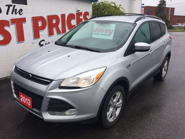 2013 Ford Escape SE NAVIGATION, HEATED SEATS, BLUETOOTH in Oshawa, Ontario