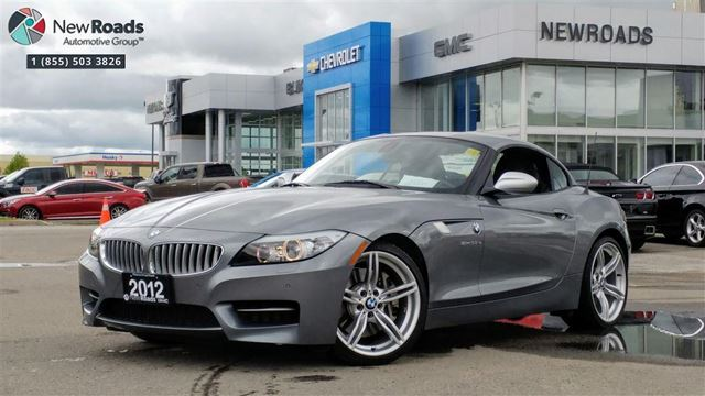 2012 BMW Z4 sDrive35is sDrive35is MPKG, CONVERTIBLE, ONE OWNER, RARE in Newmarket, Ontario