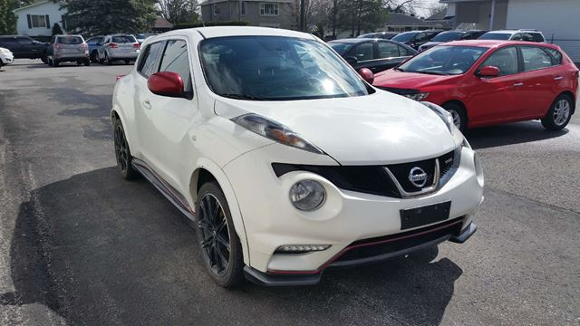 2014 NISSAN JUKE Nismo in North Bay, Ontario