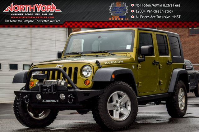 2007 Jeep Wrangler Rubicon in Thornhill, Ontario