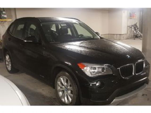 2014 BMW X1 28i xDrive AWD Premium, Navigation, Excess Wear Protection in Mississauga, Ontario