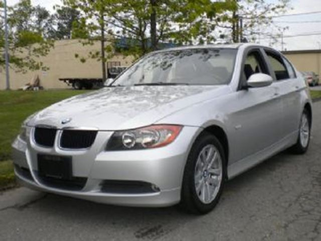 2007 BMW 3 Series 323i in Mississauga, Ontario