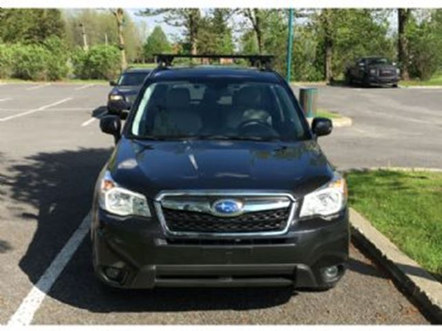 2016 Subaru Forester 2.5i Limited Technology in Mississauga, Ontario