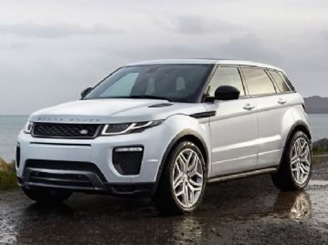 2016 Land Rover Range Rover Evoque HSE in Mississauga, Ontario