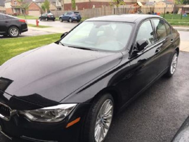 2013 BMW 3 Series 4dr Sdn 335i xDrive AWD in Mississauga, Ontario