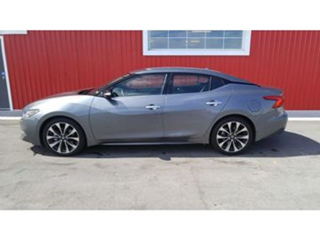 2016 Nissan Maxima 4dr Sdn SR in Mississauga, Ontario