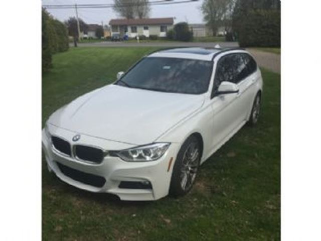 2014 BMW 3 Series 328d xDrive Diesel M Sport Premium & Executive in Mississauga, Ontario