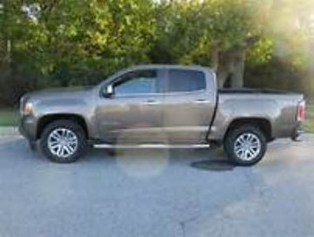 2016 GMC Canyon CREW CAB SLT in Mississauga, Ontario