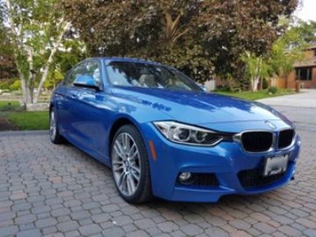 2015 BMW 3 Series 335i xDrive AWD w/Premium Package in Mississauga, Ontario