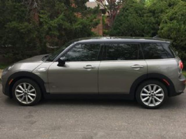 2017 MINI Cooper 4dr HB S All4 in Mississauga, Ontario