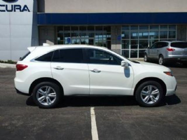 2015 Acura RDX AWD LeaseGuard Wear Protection in Mississauga, Ontario