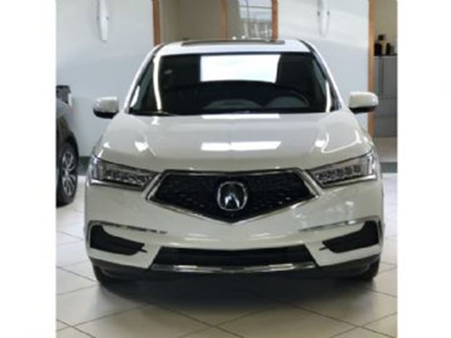 2017 Acura MDX NAVIGATION PACKAGE 7 Passenger LeaseGuard Protection in Mississauga, Ontario