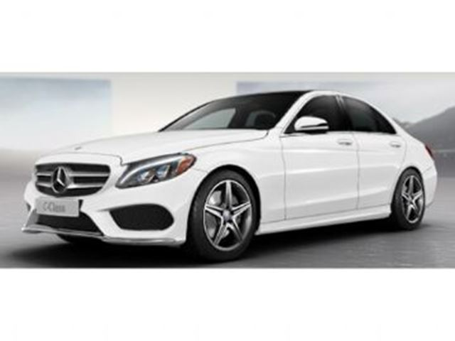 2017 mercedes benz c class c300 4matic sedan mississauga for Average insurance cost for mercedes benz c300