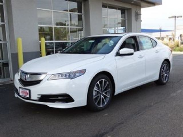 2015 Acura TLX 4dr FWD Tech in Mississauga, Ontario