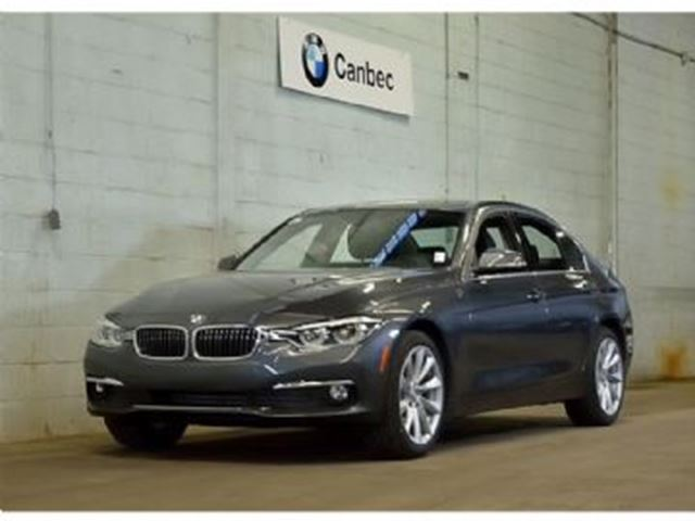2017 BMW 3 Series 320 xDrive Demo Rebate in Mississauga, Ontario