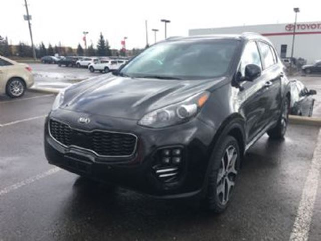 2017 Kia Sportage SX Turbo AWD in Mississauga, Ontario
