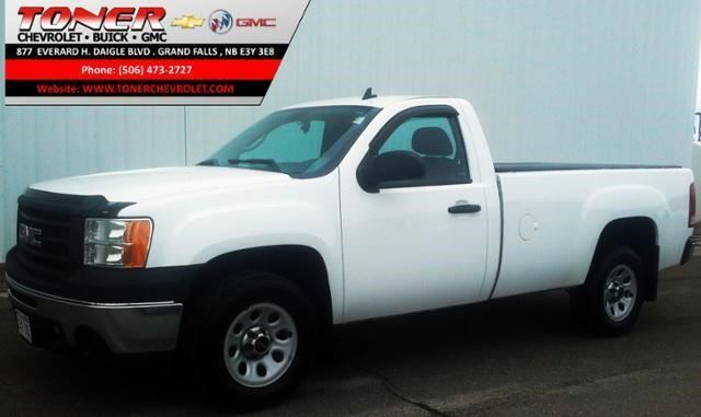 2013 GMC Sierra 1500 WT in Grand Falls-Grand-Sault, New Brunswick