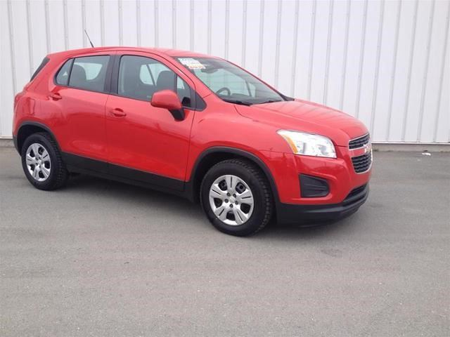 2014 Chevrolet Trax LS in St John's, Newfoundland And Labrador