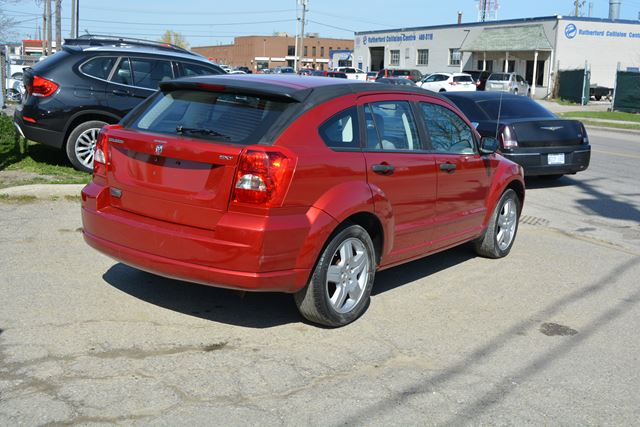 used 2007 dodge caliber sxt sunroof brampton. Cars Review. Best American Auto & Cars Review