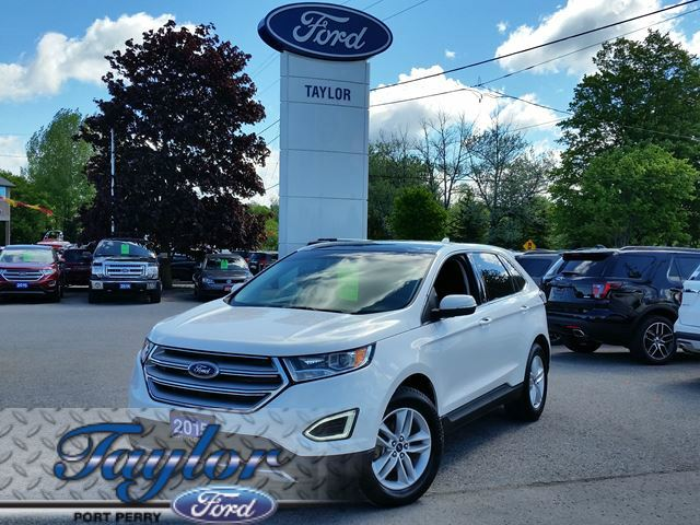 2015 Ford Edge SEL in Port Perry, Ontario