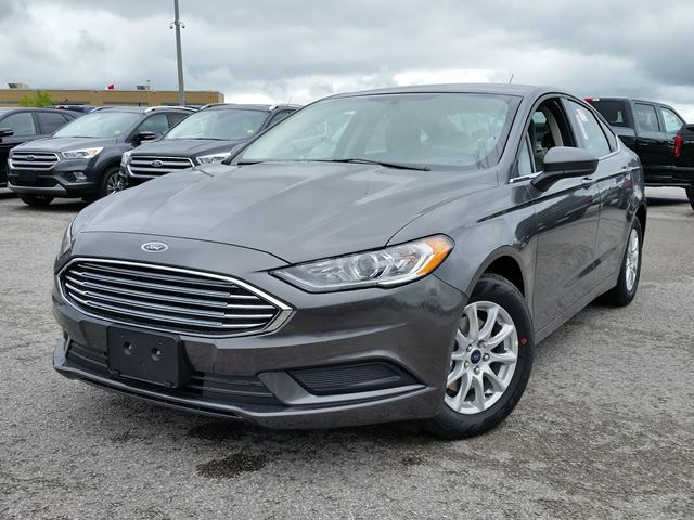 2017 Ford Fusion S in Port Perry, Ontario