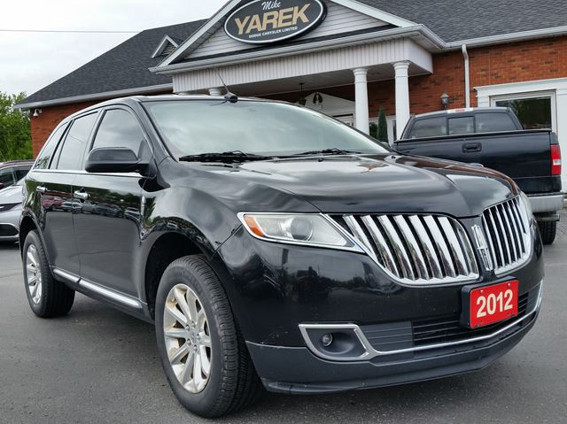 2012 Lincoln MKX AWD in Paris, Ontario