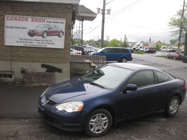 2004 Acura RSX  RSX COUPE 5SPEEDS, 12M.WRTY+SAFETY $2990 in Ottawa, Ontario