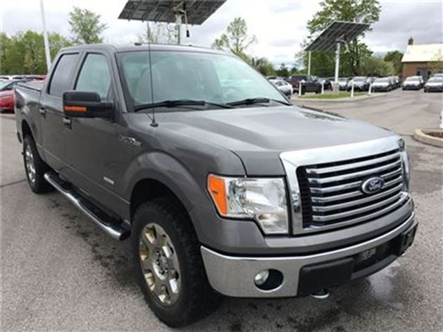 used 2012 ford f 150 xlt fuel efficient ecoboost. Black Bedroom Furniture Sets. Home Design Ideas