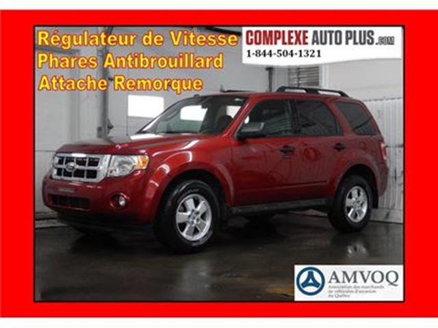 2012 Ford Escape XLT *Mags, Fogs in Saint-Jerome, Quebec