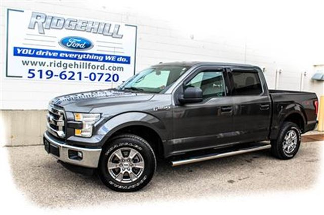 2015 FORD F-150 XLT in Cambridge, Ontario