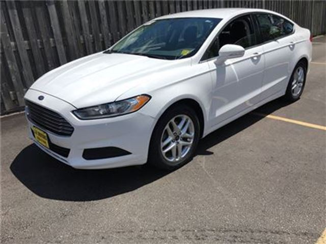 2014 Ford Fusion SE, Automatic, Steering Wheel Controls, in Burlington, Ontario