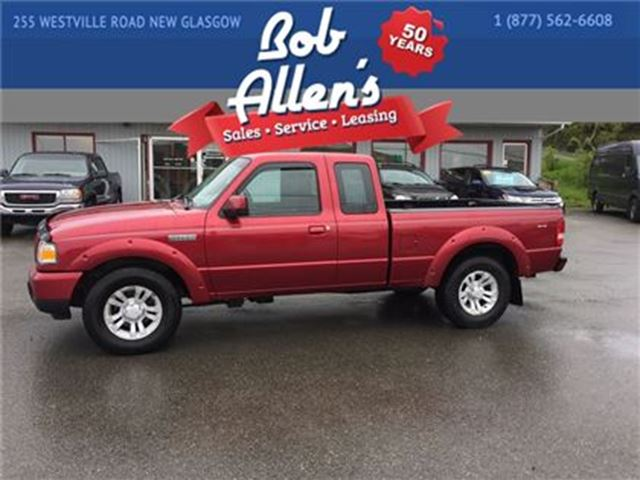 2010 Ford Ranger Sport in New Glasgow, Nova Scotia