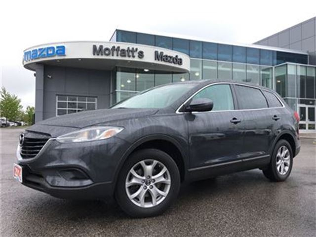 2014 MAZDA CX-9 GS in Barrie, Ontario