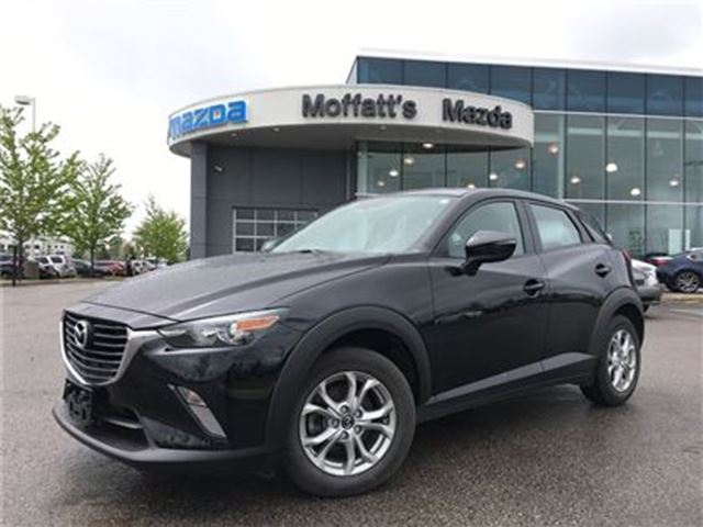 2016 MAZDA CX-3 GS in Barrie, Ontario