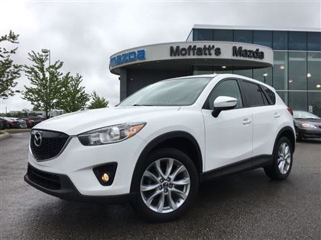 2015 MAZDA CX-5 GT in Barrie, Ontario