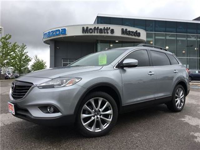2015 MAZDA CX-9 GT in Barrie, Ontario