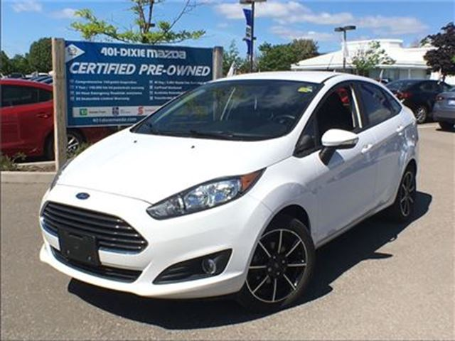 2015 Ford Fiesta SE, ACCIDENT FREE, FINANCING AVAILABLE in Mississauga, Ontario