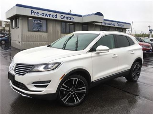 2017 LINCOLN MKC Reserve in Burlington, Ontario