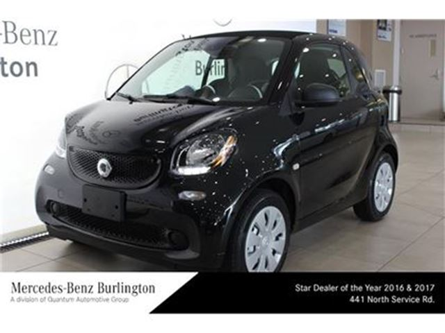 2017 SMART FORTWO Pure cpe in Burlington, Ontario