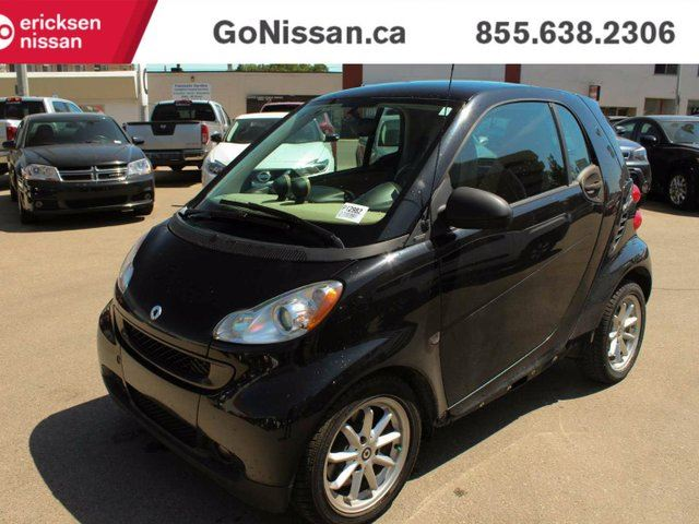 2009 SMART FORTWO passion 2dr Coup in Edmonton, Alberta