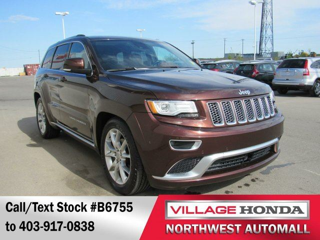 2015 jeep grand cherokee summit 4x4 calgary alberta car for sale 2789556. Black Bedroom Furniture Sets. Home Design Ideas