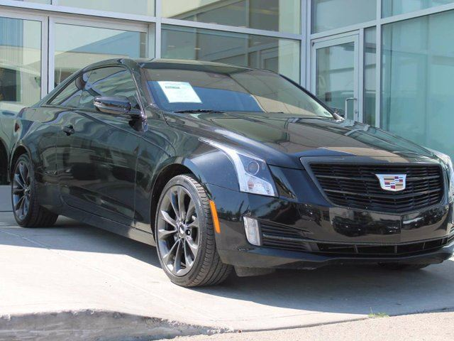 2015 CADILLAC ATS 2.0 Turbo Performance/HEATED SEATS AND WHEEL/NAVIGATION/LANE DEPARTURE/PARK ASSIST in Edmonton, Alberta