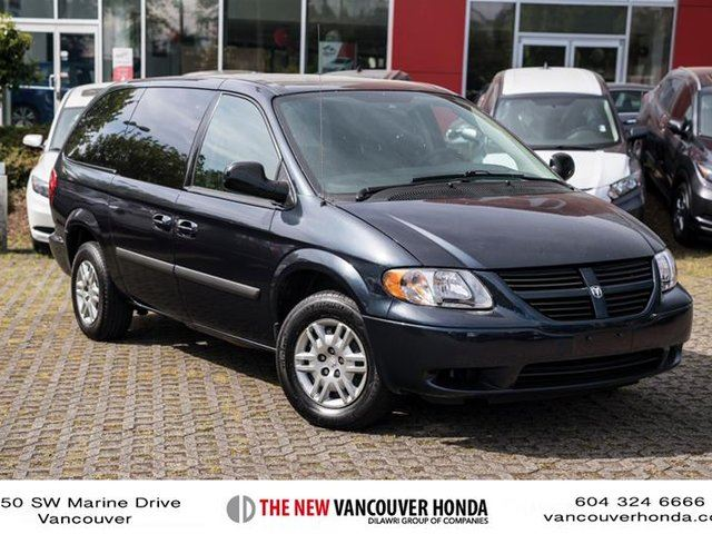 2007 Dodge Grand Caravan SE Wagon in Vancouver, British Columbia